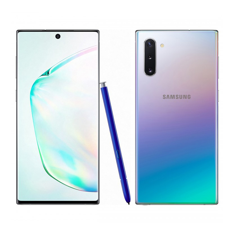 Samsung Galaxy Note 10 Plus 12/512Gb (Snapdragon 855) (Аура / Aura Glow)