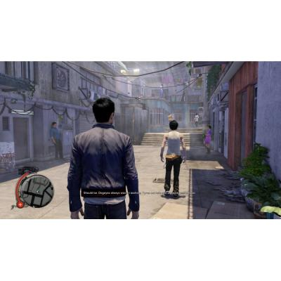 Sleeping Dogs: Definitive Edition (XBOX ONE, б/у, рус.)